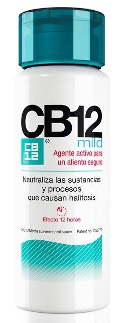 CB12 elimina las causas del mal aliento