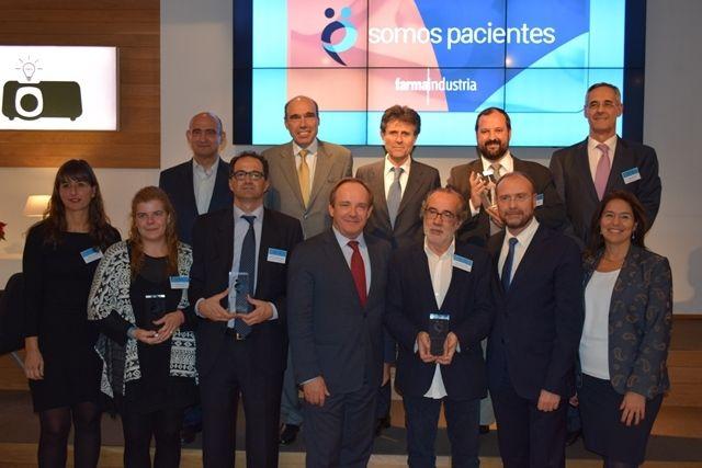Los Premios Somos Pacientes reconocen las mejores iniciativas de asociaciones de todo el país