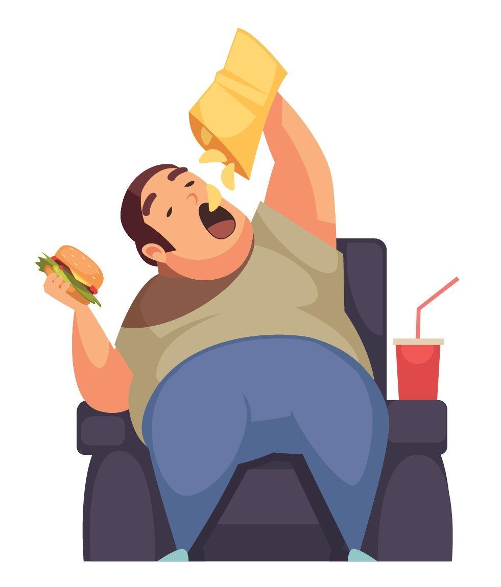 Sobrepeso como factor de riesgo