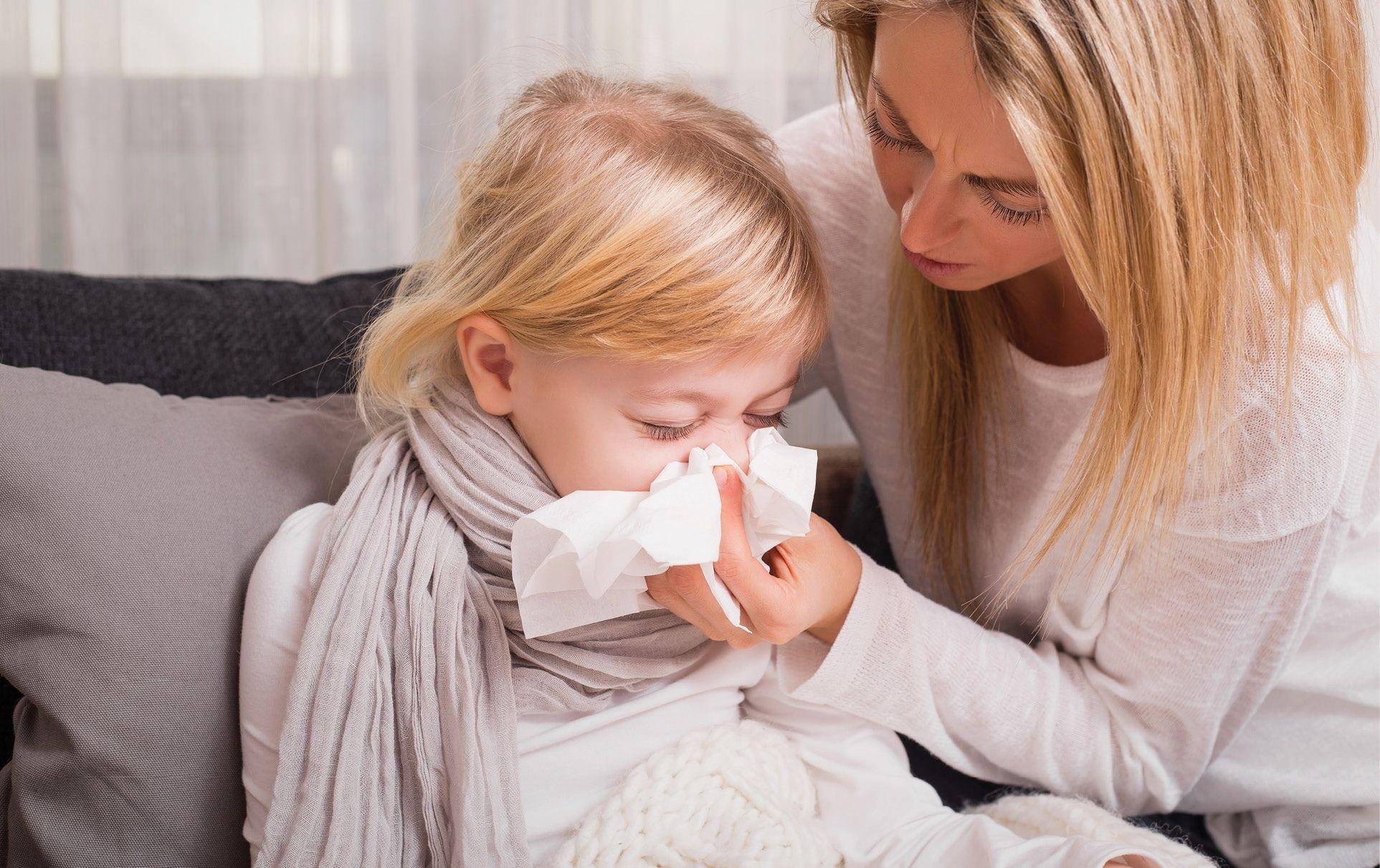 Prevención de catarros y resfriados