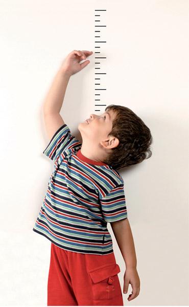 Cambios fisiológicos del niño