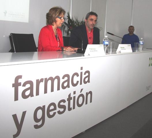 Francisca Aranzana y Eduardo Jiménez Moreno