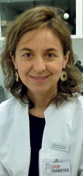 M. Amparo Pérez Benajas