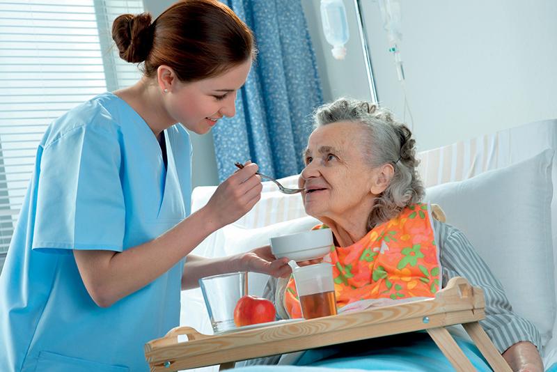 Cuidados de enfermer a en el paciente con enfermedad de - Cuidados paliativos en casa ...