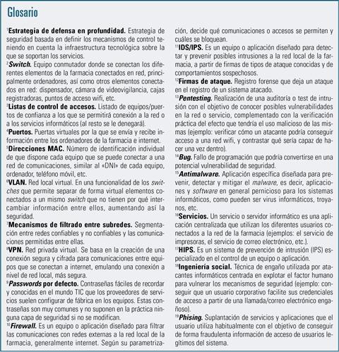 Avestruces glosario 2
