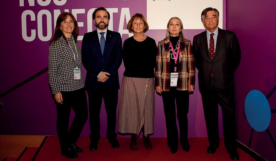 M.J. Gaspar, J. Casas, M. Espuga, F. Ballestero y L.J. González