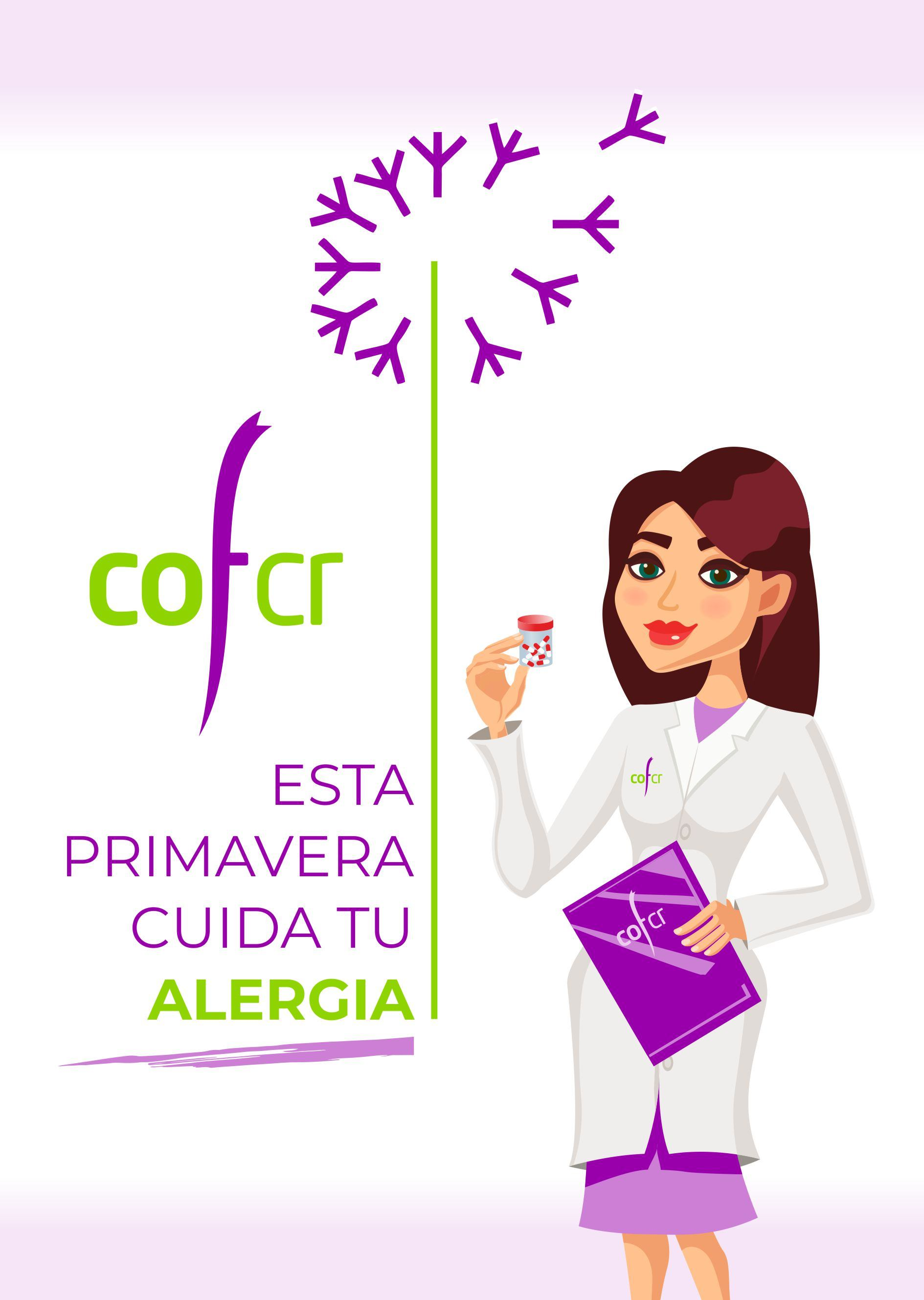 COFCR Cartel alergias