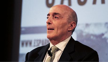 Leopoldo Cabrera, presidente de la FEP