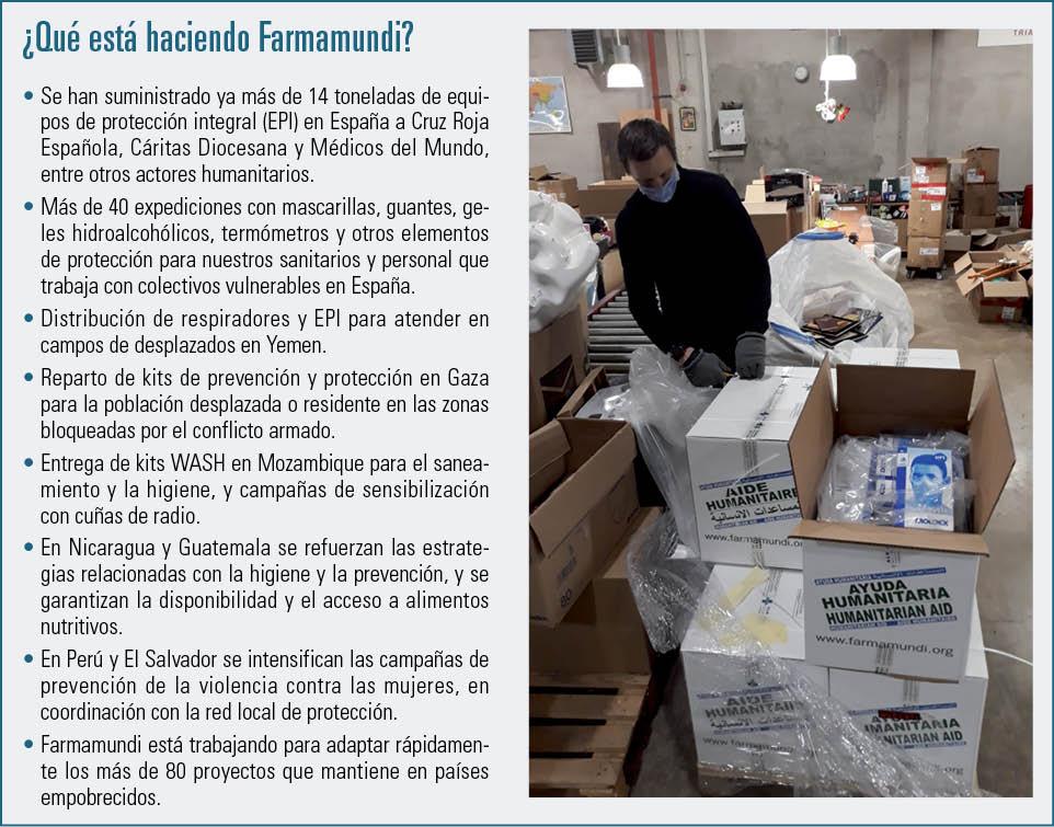 17 EF588 REPORTAJE solidaridad farmaceutica recuadro