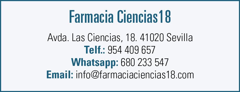 14 EF590 UN DIA EN LA FARMACIA Macarena Perez recuadro