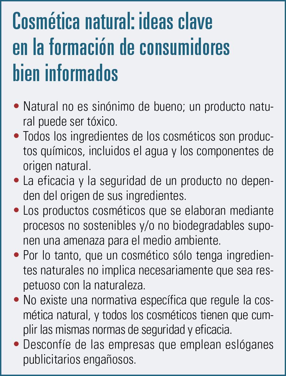 26 EF593 PROFESION cosmetica natural recuadro 2