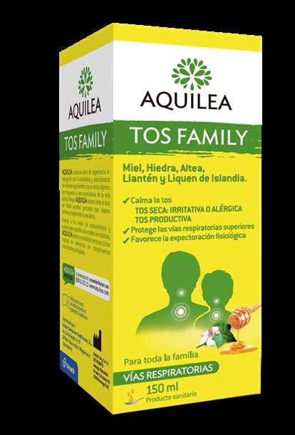 Aquiela Tos Family