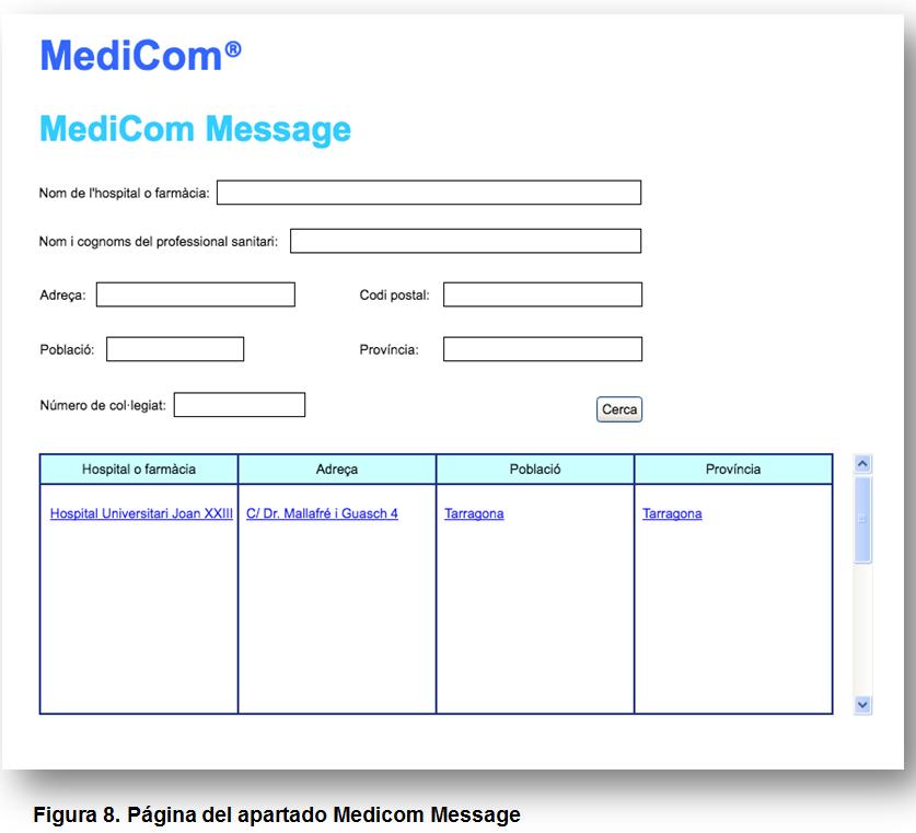 figura 8 MediCom